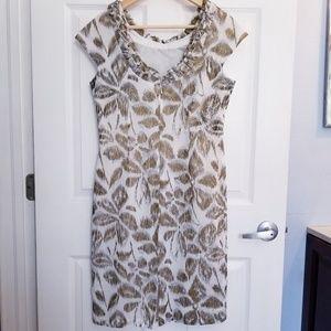 NWOT |Donna Ricco | Midi dress | Size 8